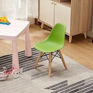 Bambini kids chair WOOD Green