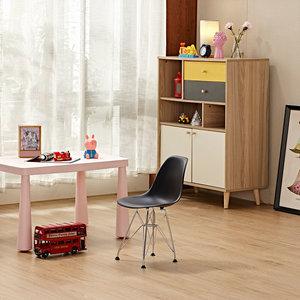 Bambini kids chair IRON Black