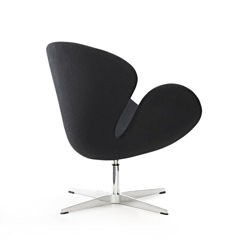 Shawn chair Zwart