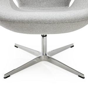 Shawn chair licht Grijs