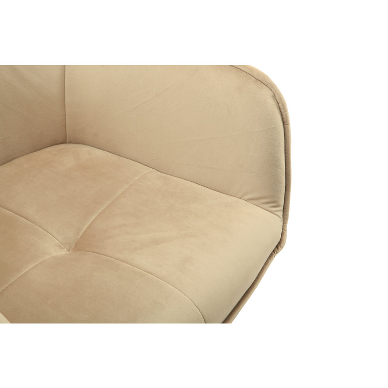 Orville armchair Venice Beige