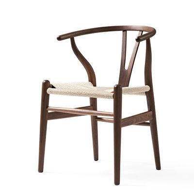 Orville Bone Chair walnut wood