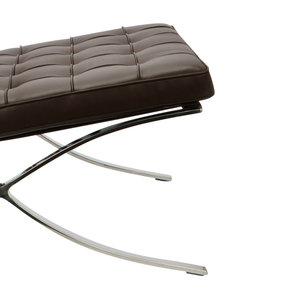 Barcelona Chair Barcelona Chair Premium Bruin
