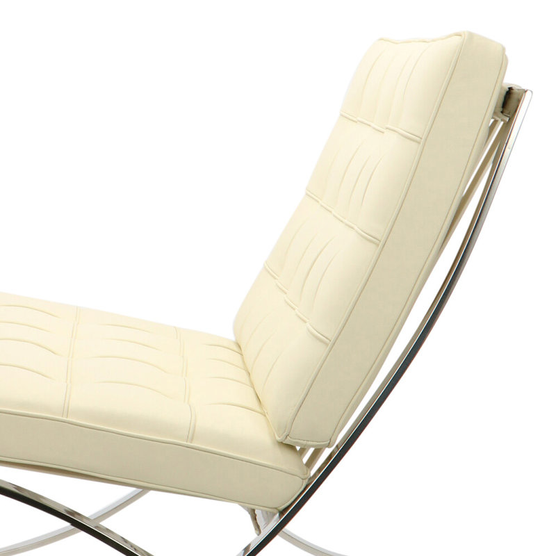 Barcelona Chair Barcelona Chair Premium Crème