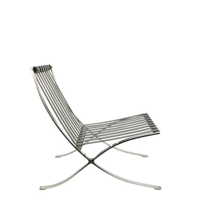 Barcelona Chair Barcelona Chair Premium Grijs