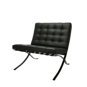 Barcelona Chair Premium All-Black