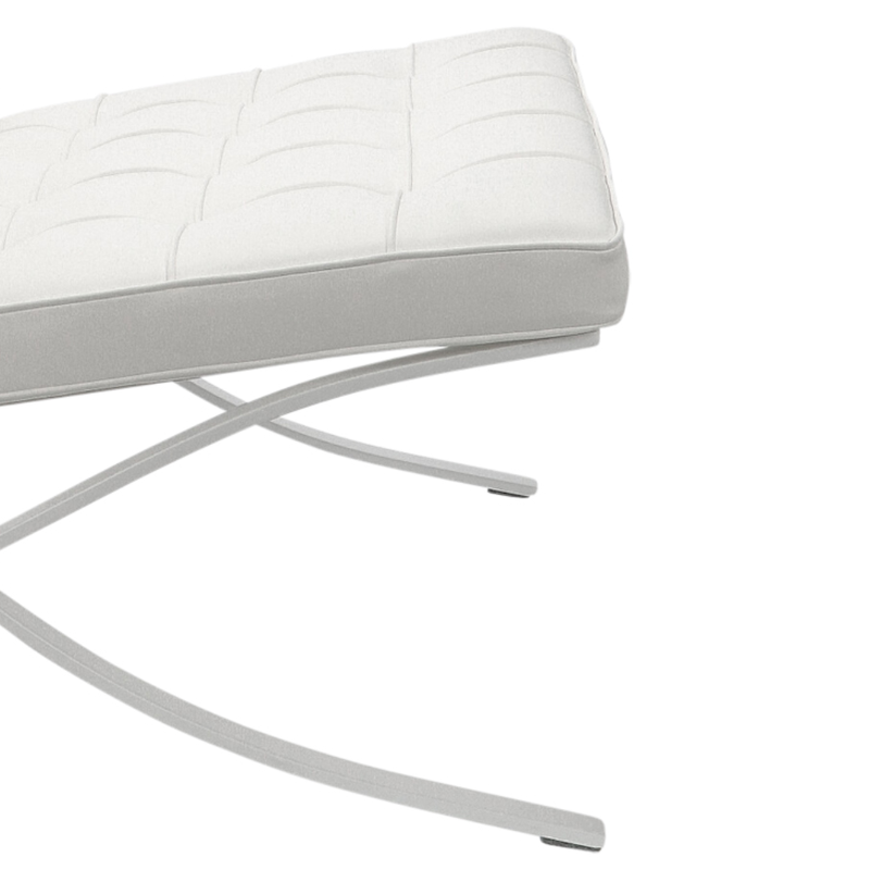 Barcelona Chair Barcelona Chair Premium All-White