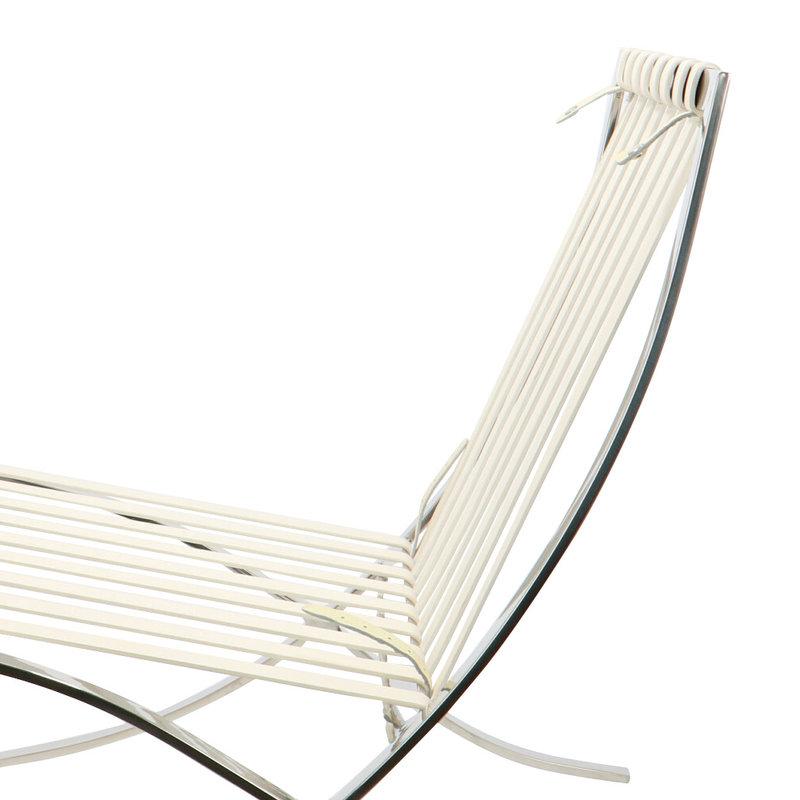 Barcelona Chair Barcelona Chair Crème
