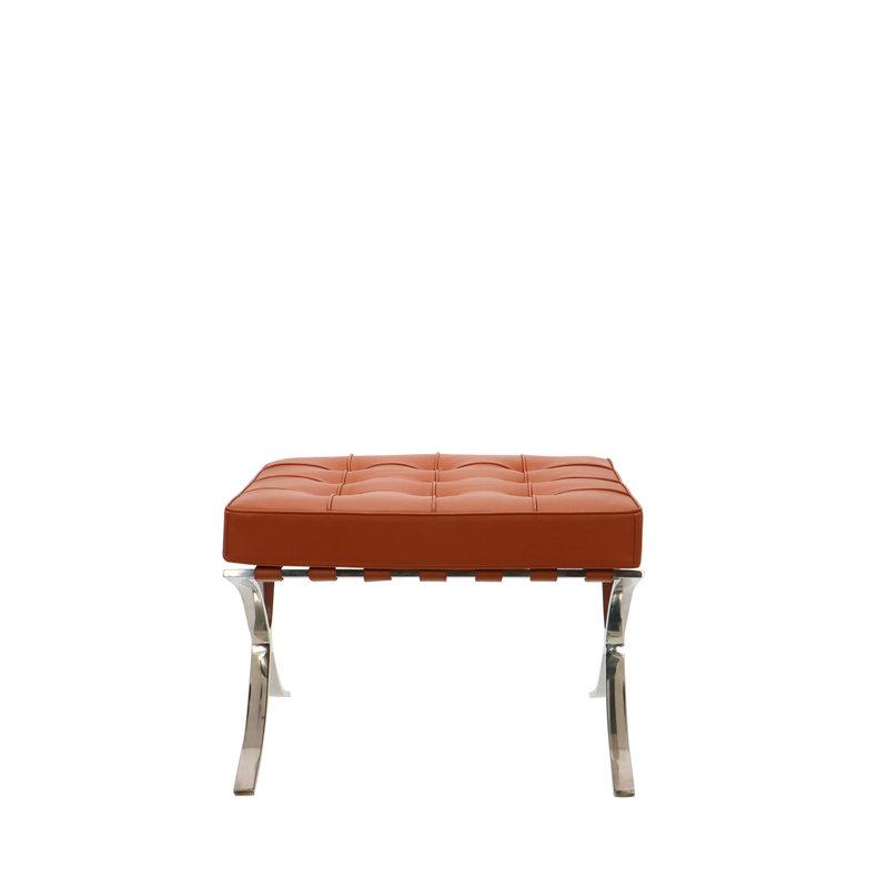 Pavilion chair Pavilion chair Ottoman Cognac