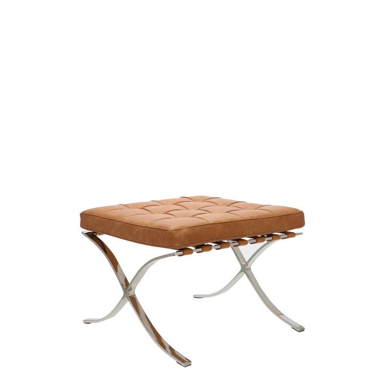Pavilion chair Pavilion chair Ottoman Premium Vintage Cognac