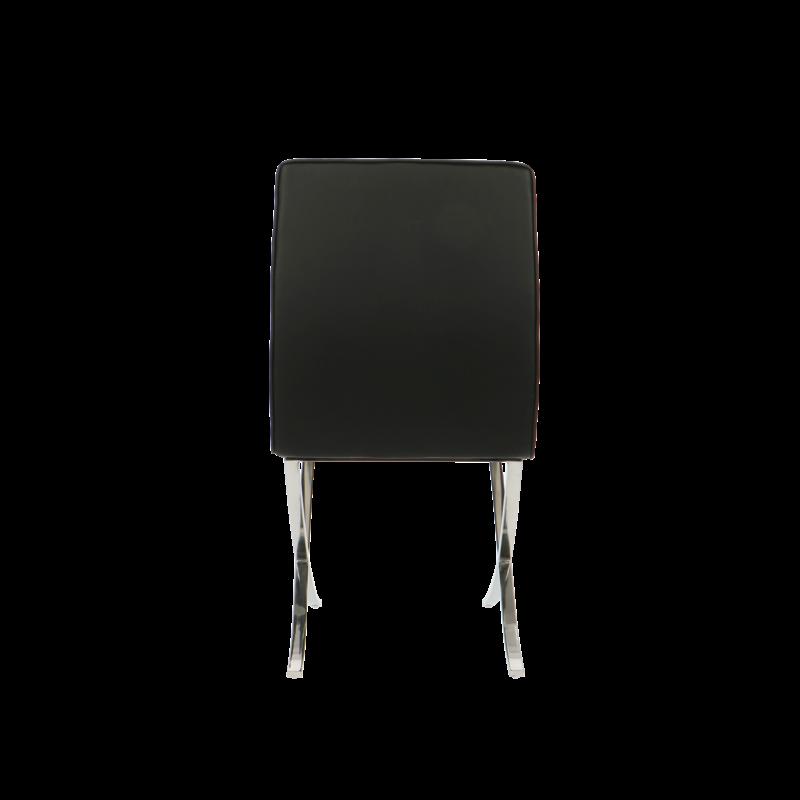 Barcelona Chair Barcelona Eetkamerstoelen Premium Zwart - Set van 2