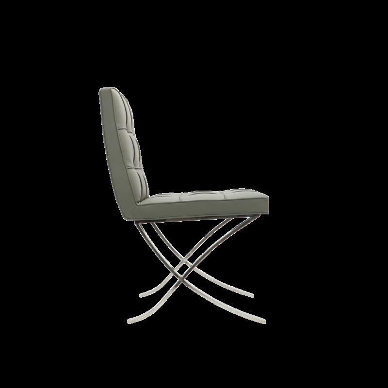 Pavilion chair Pavilion Eetkamerstoelen Premium Grijs - Set van 2