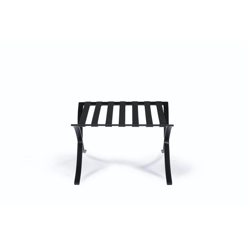 Pavilion chair Pavilion chair Ottoman Premium All Black
