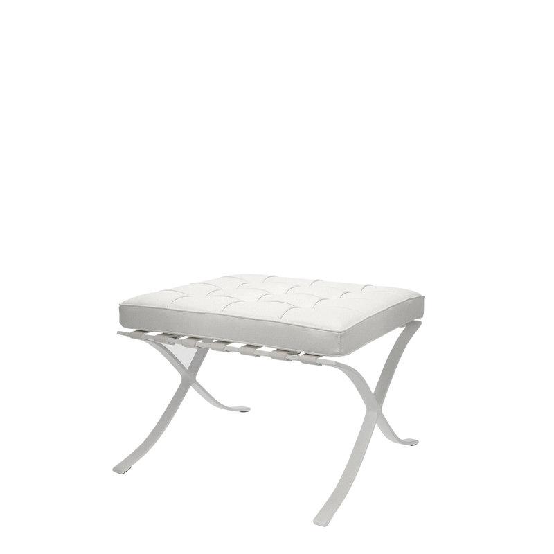 Pavilion chair Pavilion chair Ottoman Premium All White