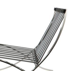 Pavilion chair Pavilion Chair Schwarz