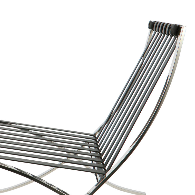 Pavilion chair Pavilion Fåtölj Svart