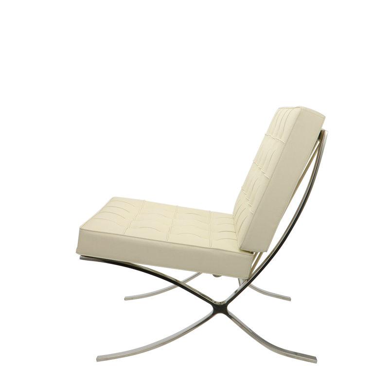 Pavilion chair Pavilion Fåtölj Créme