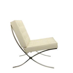 Pavilion chair Chaise Pavilion Créme