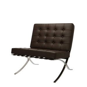 Pavilion Chair Braun