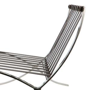 Pavilion chair Chaise Pavilion Marron