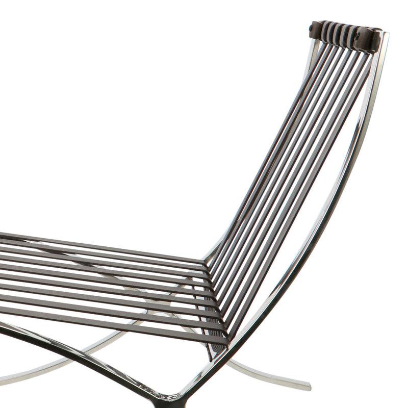Pavilion chair Pavilion Fåtölj Brun