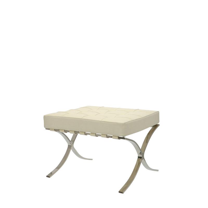 Pavilion chair Pavilion Chair Ottoman Créme