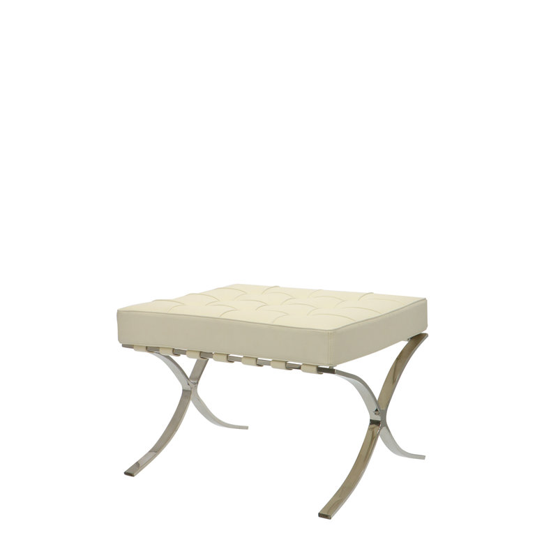 Pavilion chair Pavilion Stol Ottoman Créme