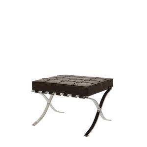 Pavilion Chair Ottoman Braun