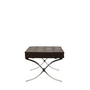 Pavilion chair Pavilion Chair Ottoman Braun