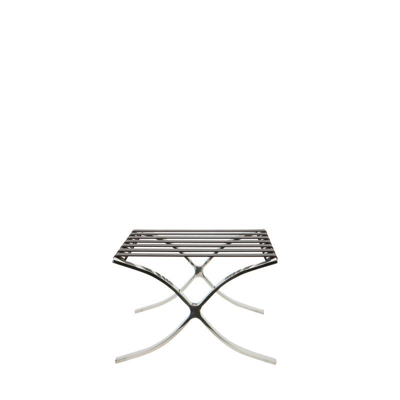 Pavilion chair Chaise Pavilion Ottoman Marron