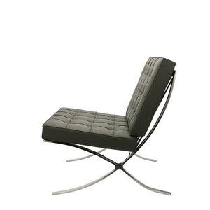 Pavilion chair Chaise Pavilion Gris