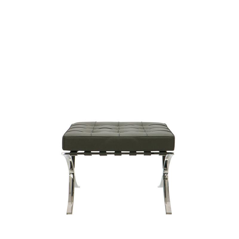 Pavilion chair Chaise Pavilion Ottoman Gris