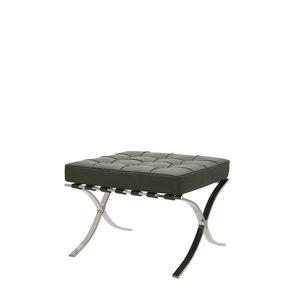 Pavilion Chair Ottoman Grey