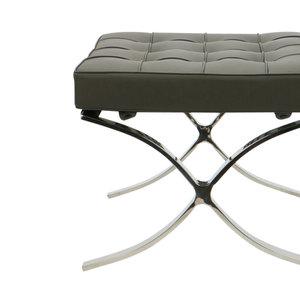 Pavilion chair Pavilion Chair Ottoman Grey
