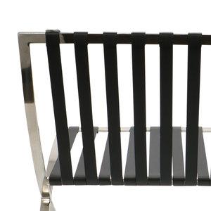 Barcelona chair Barcelona Chair Premium Black