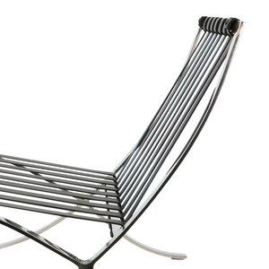 Barcelona chair Chaise Barcelona Premium Noir