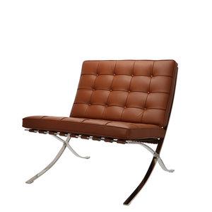 Pavilion Chair Premium Cognac