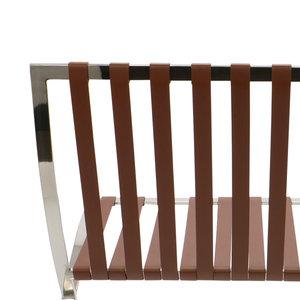 Pavilion chair Chaise Pavilion Premium Cognac