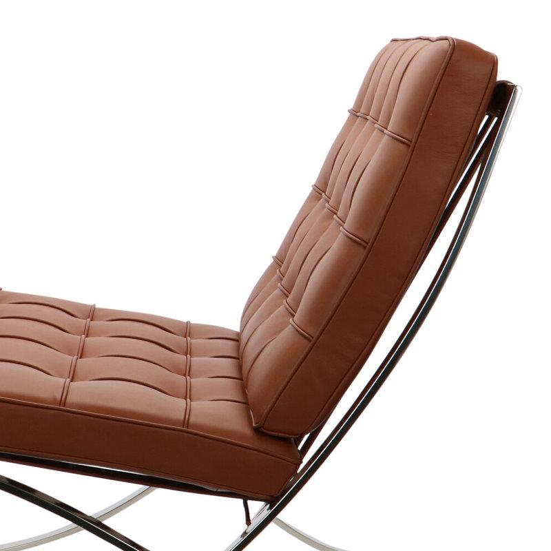 Pavilion chair Pavilion Fåtölj Premium Cognac