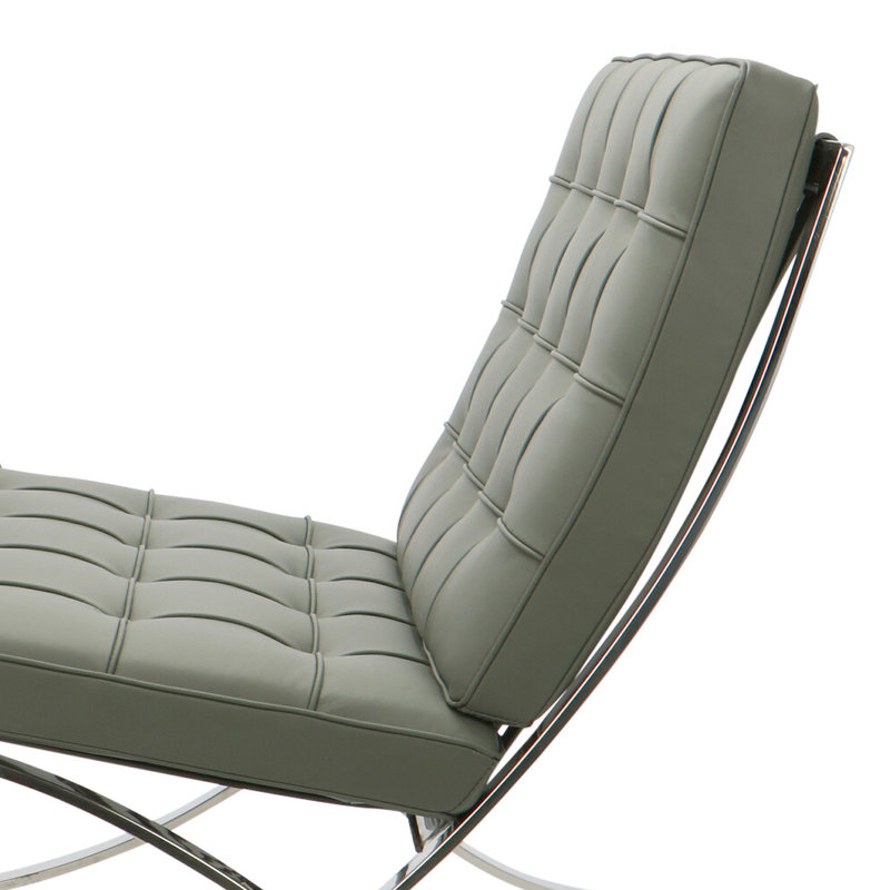 Pavilion chair Chaise Pavilion Premium Gris