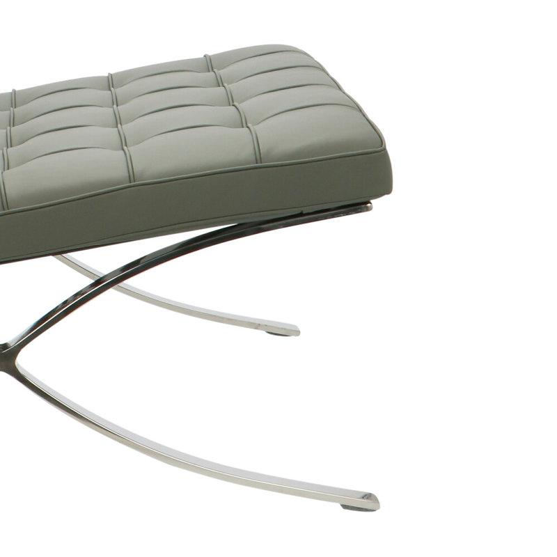 Barcelona chair Barcelona Chair Premium Grey