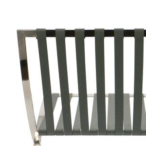 Pavilion chair Pavilion Fåtölj Premium Grå