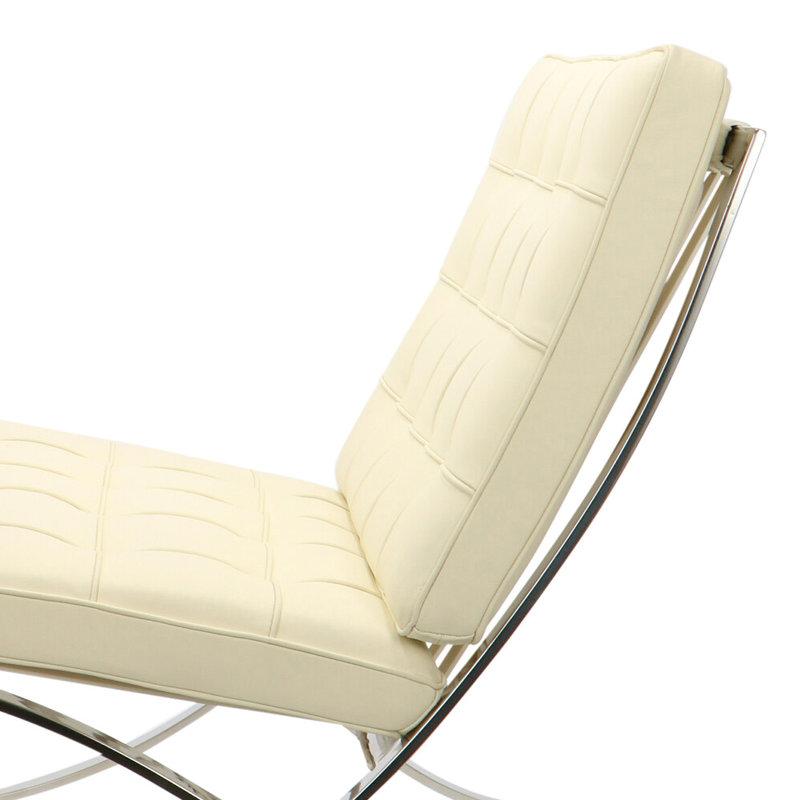 Pavilion chair Chaise Pavilion Premium Créme