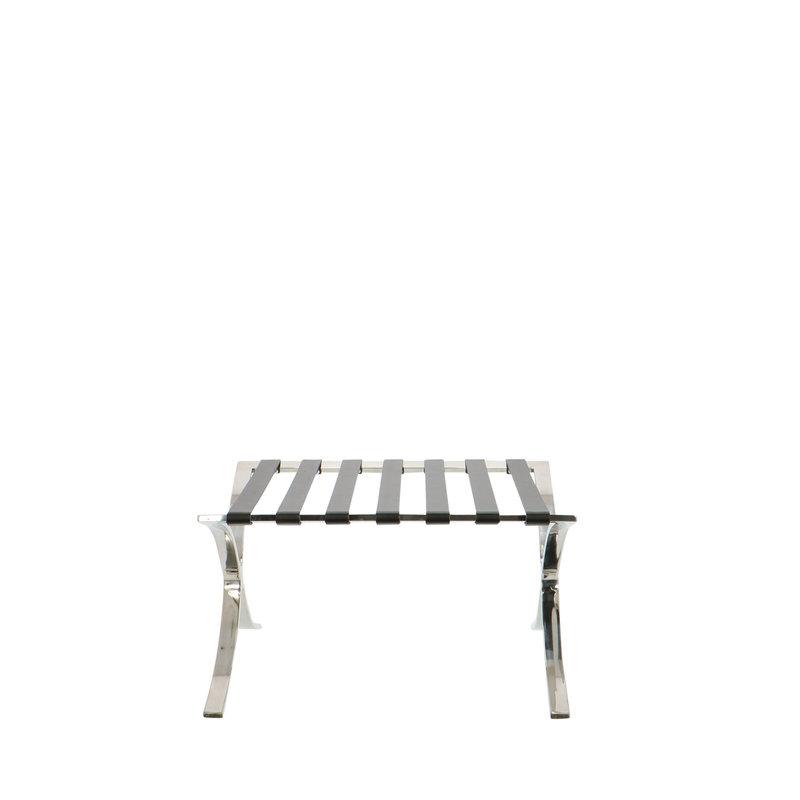 Pavilion chair Chaise Pavilion Ottoman Noir