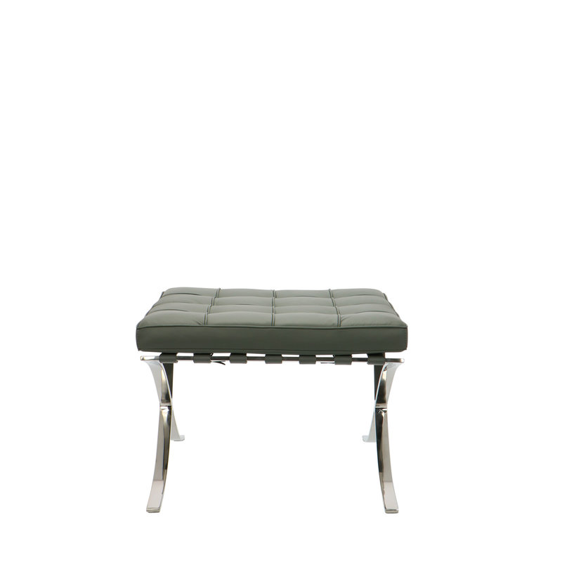 Pavilion chair Pavilion Chair Ottoman Premium Grey