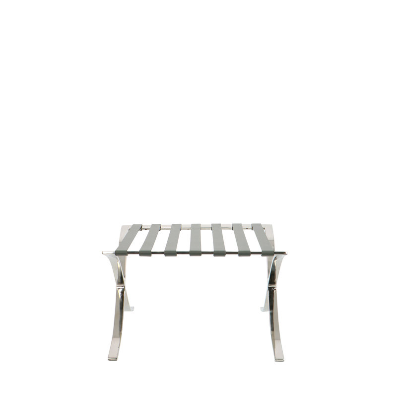 Pavilion chair Pavilion Stol Ottoman Premium Grå