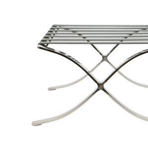 Pavilion chair Pavilion Chair Ottoman Premium Grau