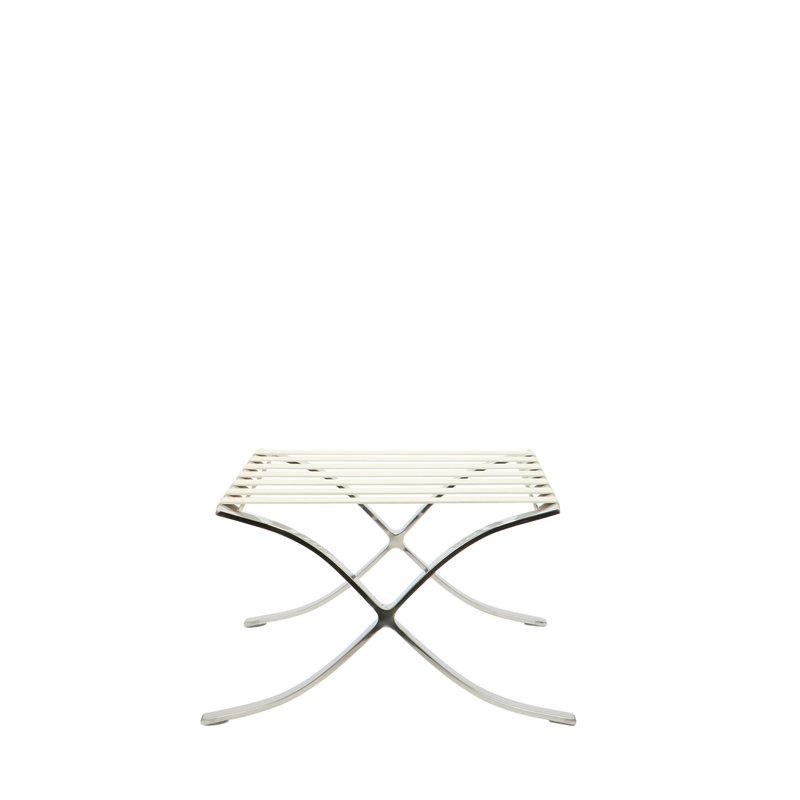 Pavilion chair Pavilion Chair Ottoman Premium Créme