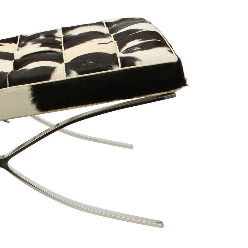 Pavilion chair Pavilion Stol Koskind Sort/Hvid