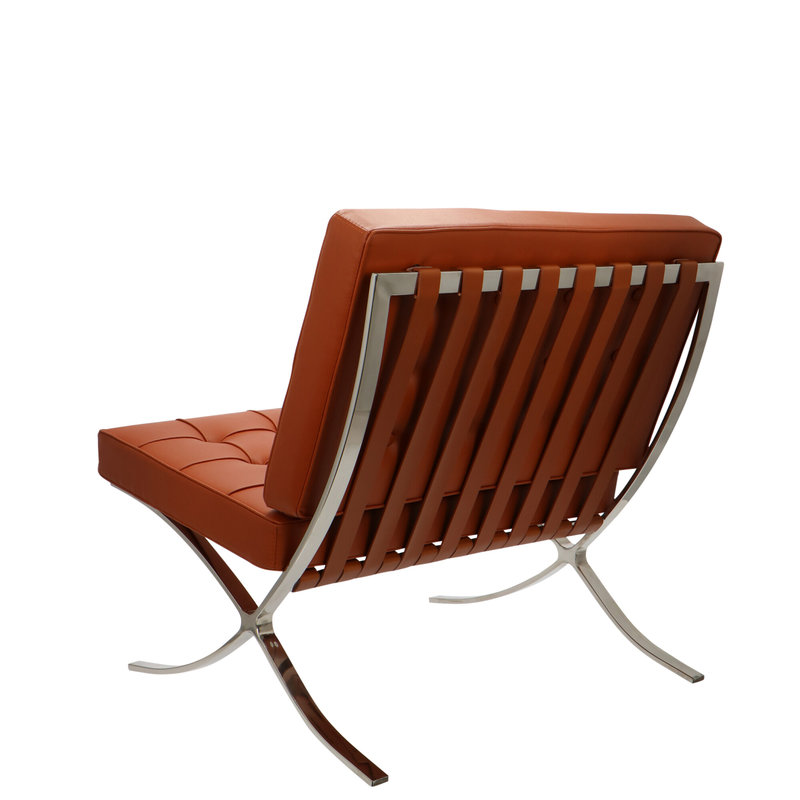 Pavilion chair Pavilion Fåtölj Cognac
